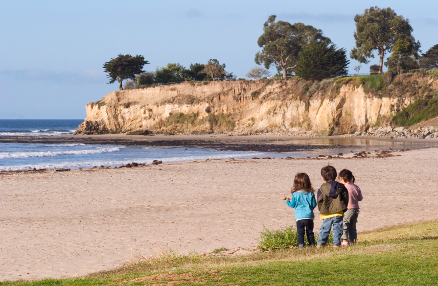 Santa Barbara is one of the most sought after places in the U.S. to raise kids.