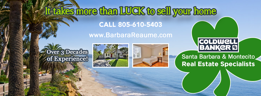 Whether you were buying or selling a home, you'll need more than a bit of luck to succeed.